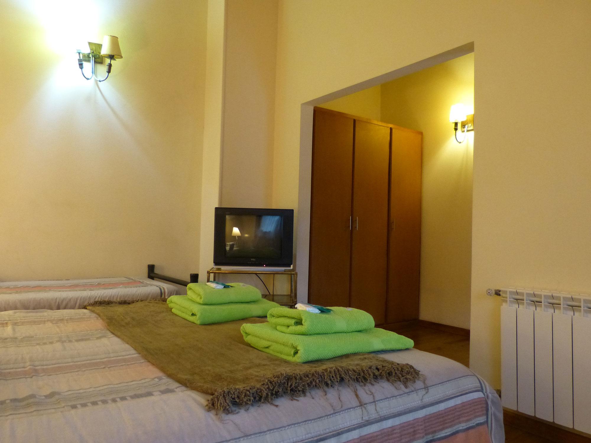 Dormitorio Cabañas